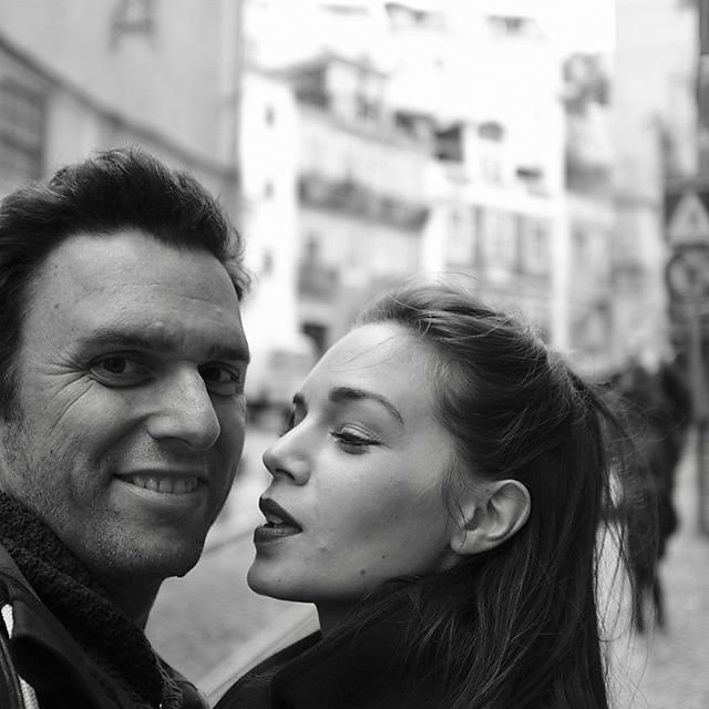 Exploring Lisbon  with my love @ines_imhof .
